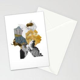 Bueyes perdidos Stationery Cards