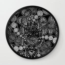 The Hand Wall Clock
