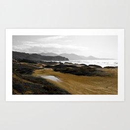 Terra_04 Art Print
