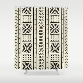 Another mud cloth pattern Shower Curtain