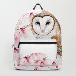 Cherry Owl Backpack