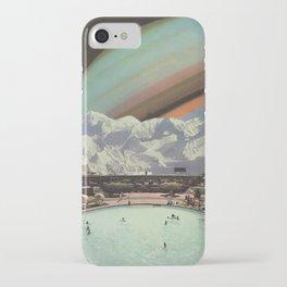 Saturn Spa iPhone Case