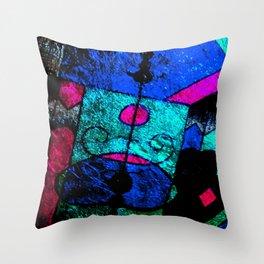 Jovial Throw Pillow
