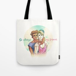 Be Always My Forever Tote Bag