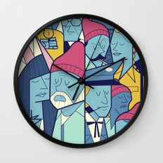 Acquatic Life Wall Clock
