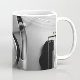 Reel Analog Coffee Mug