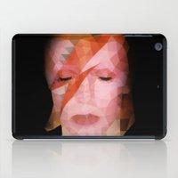 bowie iPad Cases featuring bowie by Taranta Babu