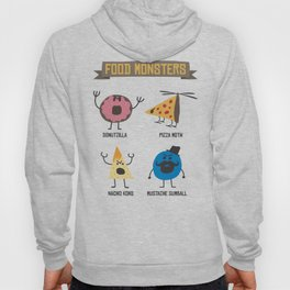 Food Monsters Hoody