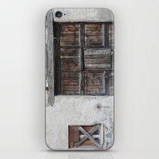 Disused Home iPhone & iPod Skin