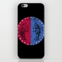Election Cycle iPhone Skin
