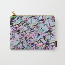 Waving Puddles -Batsukh Batijagal Carry-All Pouch