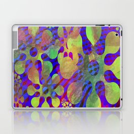 All about peace Laptop & iPad Skin