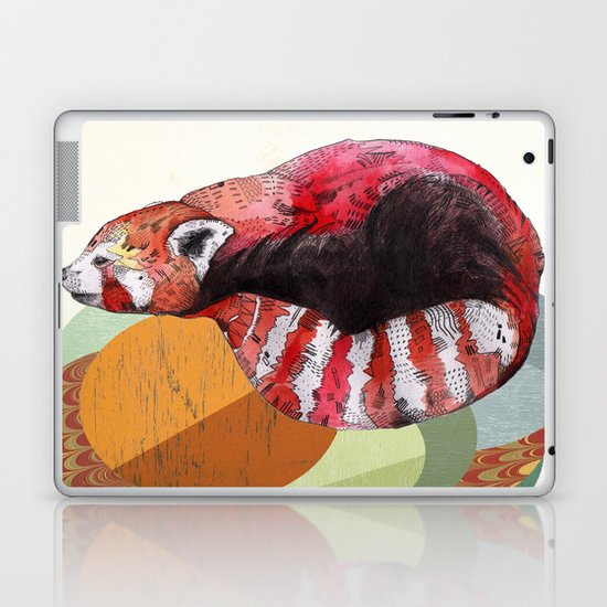 Red Panda Laptop & iPad Skin