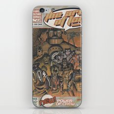 Army of Toys iPhone & iPod Skin