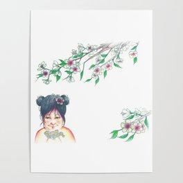 Kokeshi Poster