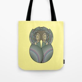 Hoots the Owl Tote Bag