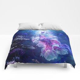 The Mermaid's Encounter Comforters