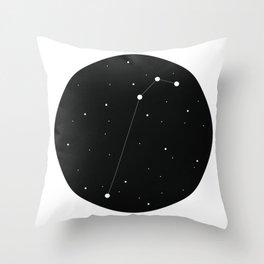 Zodiac - Aries Throw Pillow