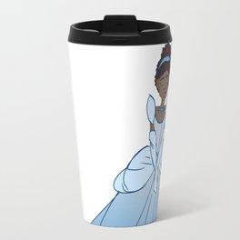 Black Cinderella Travel Mug