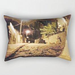 Uphill Rectangular Pillow