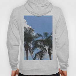 Twin Palm Trees Hoody
