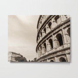 Colosseum - Rome Metal Print