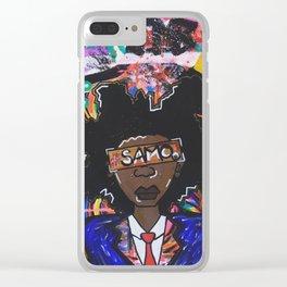 SAMO Clear iPhone Case