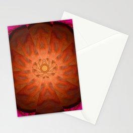 Mysteriously shield ... Stationery Cards