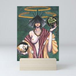 """Life and death"" 2018 Mini Art Print"