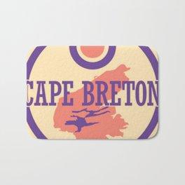 CAPE BRETON OILERS Bath Mat