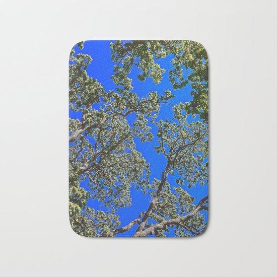 Oak, Mythological Tree Of Life Bath Mat