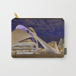 Opera house. Valencia Carry-All Pouch