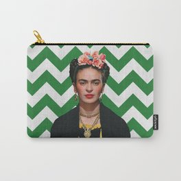 Frida Kahlo Photography I Carry-All Pouch