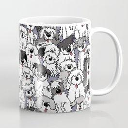 Original Sheepdogs On Watch Coffee Mug