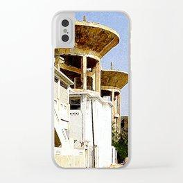 Saint-Louis-04 Clear iPhone Case