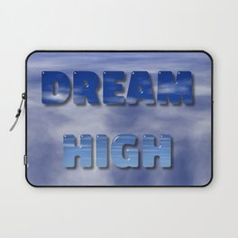 Dream High Above The Clouds Laptop Sleeve