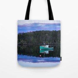 Reflecting Twilight Tote Bag