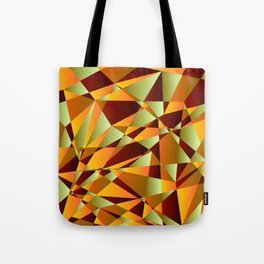 Fall Into Autumn Tote Bag