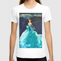 ariel T-shirts featuring Ariel by Terrel