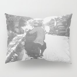 A Day in the Sun, Ubud Bali, Indonesia Pillow Sham