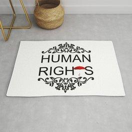 Human Rights Rug