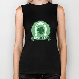 Lucky Shirt Biker Tank