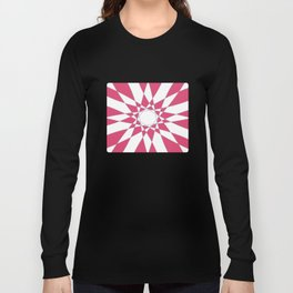 Red Crystal Long Sleeve T-shirt