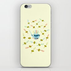 Touché! iPhone Skin