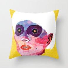 head_121213 Throw Pillow