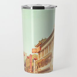 Chinatown, San Francisco, ca Travel Mug