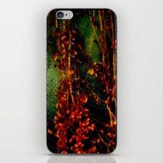 Electric Fall iPhone & iPod Skin