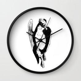 Ba Wall Clock