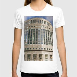 London Photography Canary Wharf Thomson Reuters T-shirt