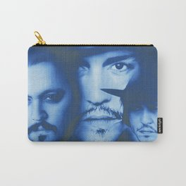 'Depp Mosaic' Carry-All Pouch